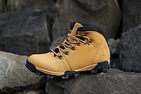 EXPANDER TWO Зимние кожаные ботинки на рельефной подошве код: 6532622144