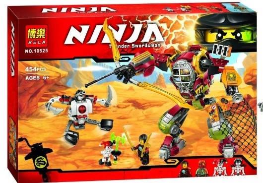 Ниндзя 10525 Робот Ронина , фото 2