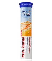 Шипучие таблетки-витамины Multi-Mineral мультиминералы