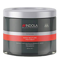 Маска для волос кератиновое восстановление Indola Innova Kera Restore Treatment 200ml