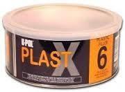 Шпатлевка пластичная c повышенной адгезией для пластика PLAST/6 0,6L