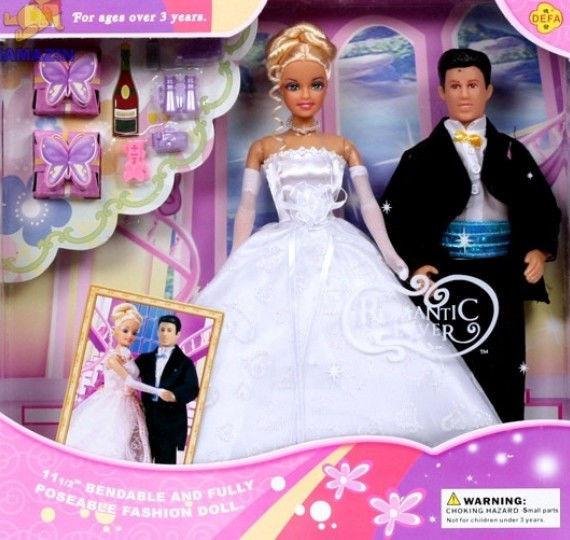 Куклы типа Барби, Русалочки и другие