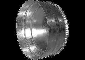 Ревизия из оцинкованного металла с диаметром 110