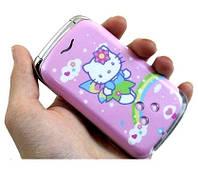 Hello Kitty телефон раскладушка для девочки Nokia W 999 хеллоу китти
