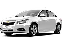 Ветровики для Chevrolet Cruze с 2009 г.в. Sedan