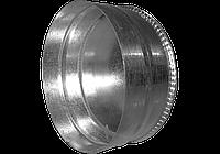Ревізія з оцинкованого металу з діаметром 200