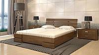 Кровать деревянная двуспальная Дали Люкс, фото 1