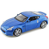 MAISTOАвтомодель (1:24) 2009 Nissan 370Z синий металлик, фото 1