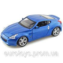 MAISTOАвтомодель (1:24) 2009 Nissan 370Z синий металлик