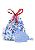 Менструальная чаша LadyCup Bluecup S (Чехия)