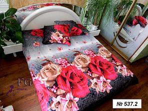 Комплект постельного белья (двуспальный) - № 537.2 код: 0006