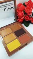 3CP03 Консилер-крем для макияжа NYX,6 цветов