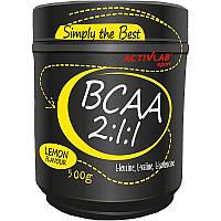 BCAA 2.1.1 Аминокислоты (ActivLab; Польша) (на развес)