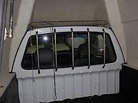 Стекло перегородки заводское на Таврию ЗАЗ 11055. Стекло грузового отсека - в будку Таврии-пикап