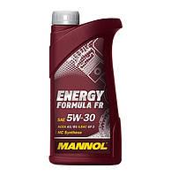 Моторное масло Mannol Energy Formula FR SAE 5W-30 A1/B1 1 л