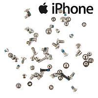 Шурупы Apple iPhone 5, черные, полный комплект, оригинал