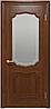 Двери межкомнатные Луидор ПО темный орех (Ваш Стиль)