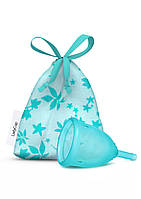Менструальная чаша LadyCup Moonstone blue M (Чехия)