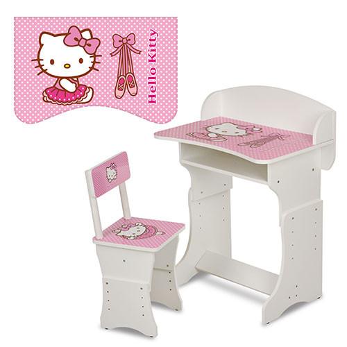 Детская парта-растишка 301-1 Hello Kitty