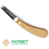 Копытный нож двухсторонний Profi, фото 1