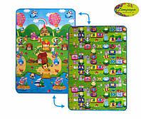 Коврик игровой Limpopo Солнечный день и Цветные циферки 120х180 см (LP003-120)