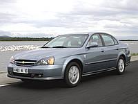 Ветровики для Chevrolet Evanda с 2004-2006 г.в.