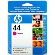 Картридж HP No.44 (51644ME) (DesignJ 450C/455CA/350C DesignJ 488CA DesignJ 755CM/750C/750C Plus) Magenta