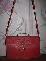 Шикарная красная сумка Atmosphere, фото 1