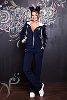 Теплый спортивный костюм Glamour Sport
