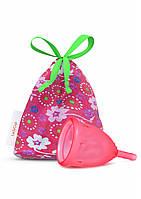 Менструальная чаша LadyCup Sweet strawberry M (Чехия)