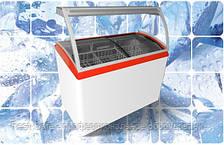 Морозильная витрина для мороженого Juka M300SL
