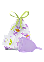 Менструальная чаша LadyCup Touch of Lavender M (Чехия)