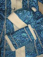 Новогодний костюм Снегурочка, р-р 42-44
