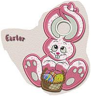 Полотенце с петелькой Пасхальный кролик (40*70 для рук) , фото 1