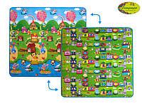 Коврик игровой Limpopo Солнечный день и Цветные циферки 200х180 см (LP003-200)