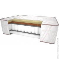 Спальный Матрас Yeson Тоскана Pocket Spring 190x140см
