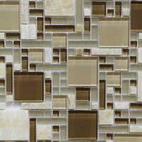 Стеклянная  мозаика Vivaser RS75