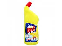 BREF Лимон/Свежесть океана. гель для туалета 750мл