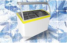 Витрина для мороженого Juka M400SL