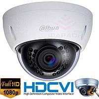 Антивандальная HDCVI видеокамера Dahua DH-HAC-HDBW1200EP