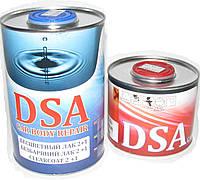 Лак DSA Clear Coat 2:1 в комплекте с отвердителем (1+0,5L)
