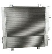 Радиатор для компрессора