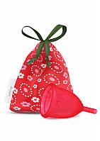 Менструальная чаша LadyCup Wild Cherry M (Чехия)