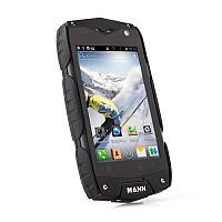 "Смартфон MANN ZUG 3 A18 IP68 black (2SIM) 4"" 1/4GB 1/8Мп 3G оригинал Гарантия!"