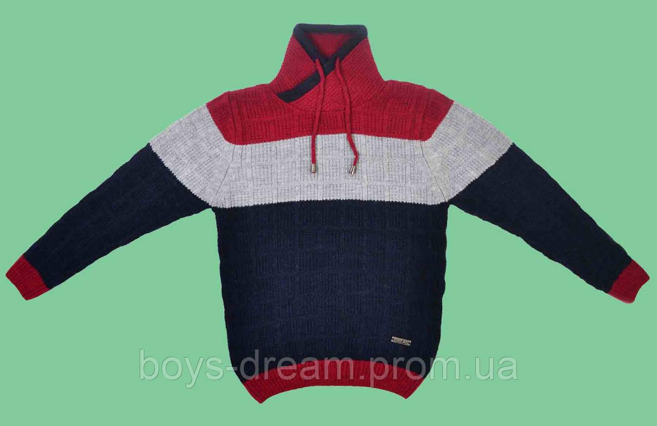 Свитер для мальчика 116 - 140 (Турция)