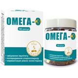 """""""Омега-3"""" капсулы - для сердечно-сосудистой системы, заболеваний ЖКТ, благотворно влияют на память и зрение"""