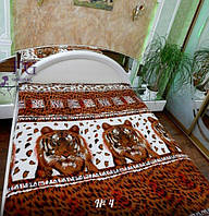Плед махра (микрофибра) - № 4 код: 0003