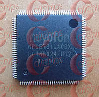 Мультиконтроллер NUVOTON NPCE791LA0DX QFP