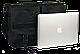 Функциональная черная сумка-мессенджер GUD 001, фото 4
