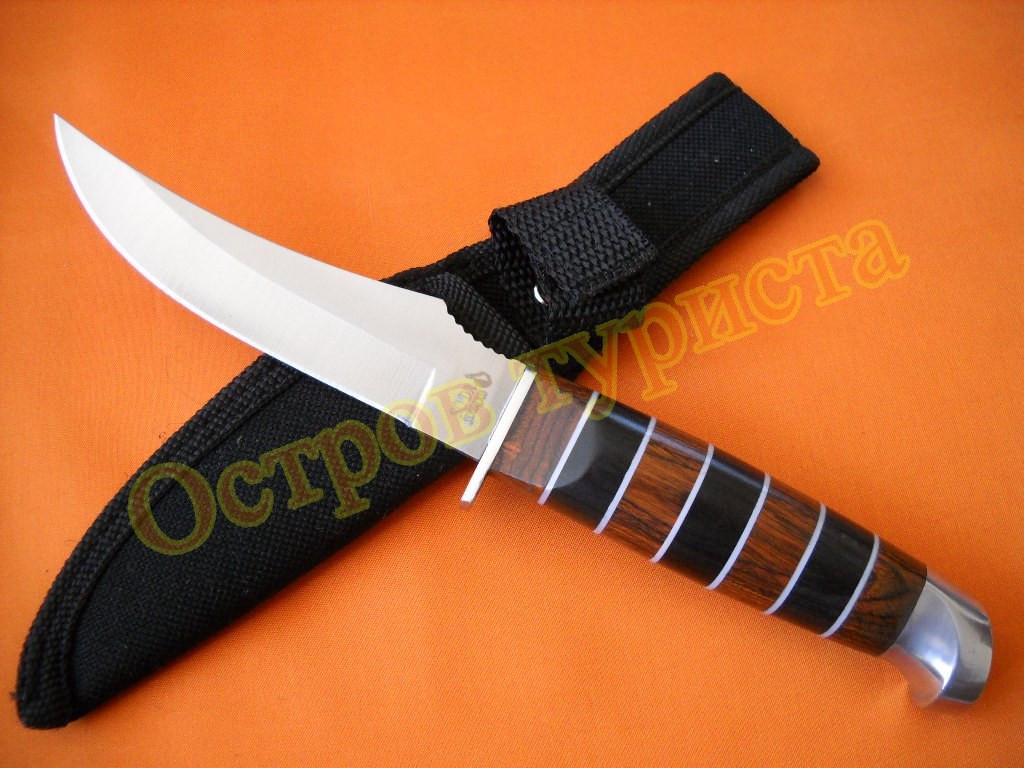 Нож туристический BODA 516 mix сталь 65Х13